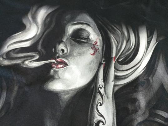 Alluring Smoke