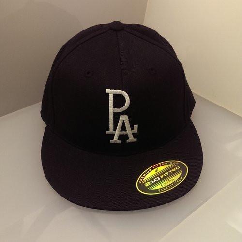 Black PA Cap