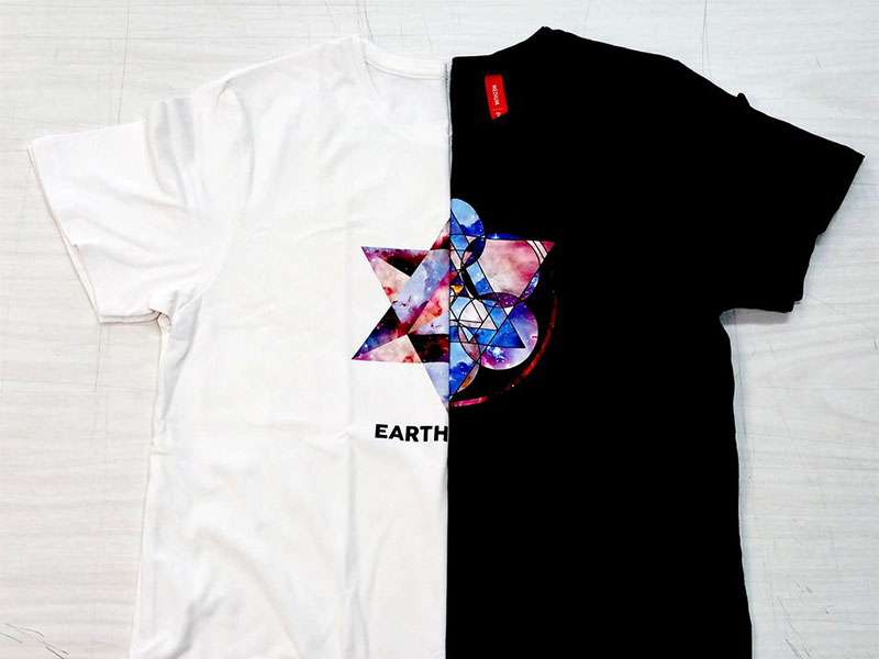 direct to garment prints